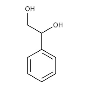 1-Phenyl-1,2-ethanediol, 97% 100g Acros