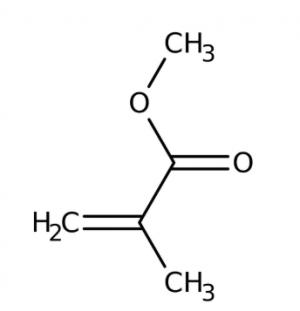 Methyl methacrylate 99% stabilized, 25ml Acros