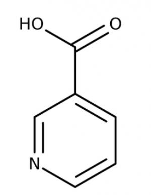 Nicotinic acid 99.5%,5g Acros