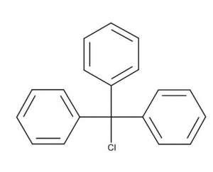 Chlorotriphenylmethane for synthesis Merck