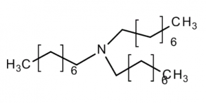 Trioctylamine for synthesis 100ml Merck