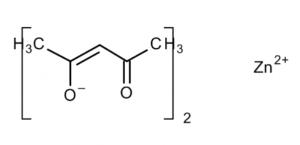 Zinc(II) acetylacetonate for synthesis Merck