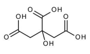 Citric acid anhydrous for synthesis 5kg Merck