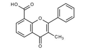 3-Methylflavone-8-carboxylic acid  for synthesis 5g Merck