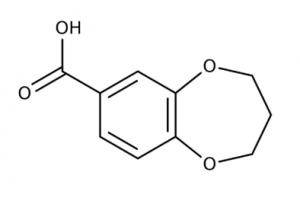 3,4-Dihydro-2H-1,5-benzodioxepine-7-carboxylic acid 97%, 250mg Maybridge