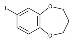 7-Iodo-3,4-dihydro-2H-1,5-benzodioxepine 97%,1g Maybridge