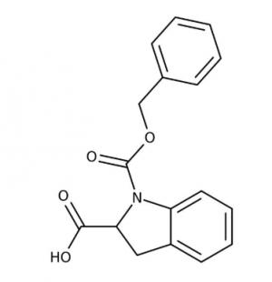 1-[(Benzyloxy)carbonyl]-2-indolinecarboxylic acid ≥90%, 1g Maybridge