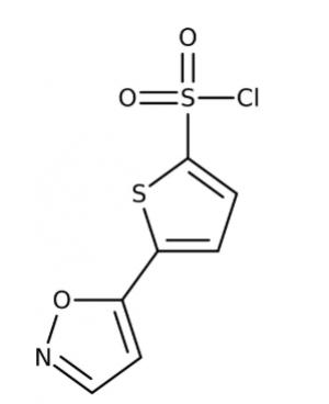 5-Isoxazol-5-ylthiophene-2-sulfonyl chloride Tech., 250mg Maybridge