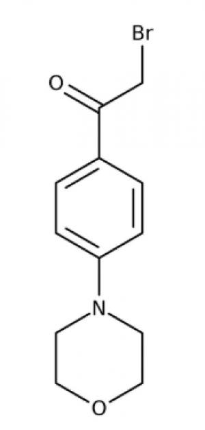 2-Bromo-1-(4-morpholinophenyl)-1-ethanone 97%, 250mg Maybridge