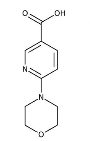 6-Morpholinonicotinic acid 95+%, 250mg Maybridge