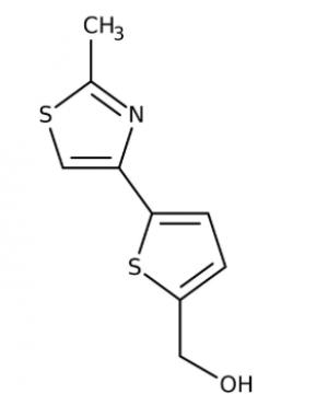 [5-(2-Methyl-1,3-thiazol-4-yl)-2-thienyl]methanol 95%,1g Maybridge