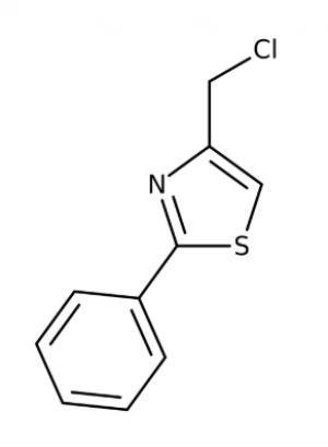 4-(chloromethyl)-2-phenyl-1,3-thiazole 97%, 250mg Maybridge