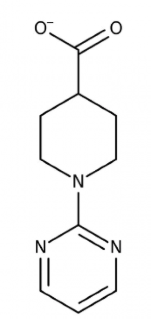 1-Pyrimidin-2-yl-piperidine-4-carboxylic acid, 1g Maybridge
