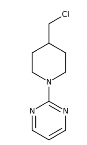 2-[4-(chloromethyl)piperidino]pyrimidine, 5g Maybridge