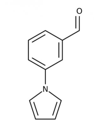 3-(1H-Pyrrol-1-yl)benzaldehyde 95+%, 1g Maybridge