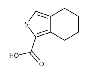 4,5,6,7-Tetrahydro-benzo[c]thiophene-1-carboxylic acid 97%, 5g Maybridge