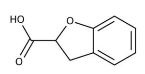 2,3-Dihydro-1-benzofuran-2-carboxylic acid 97%, 1g Maybridge