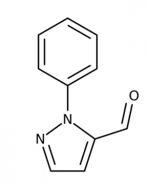 1-Phenyl-1H-pyrazole-5-carbaldehyde 95+%, 1g Maybridge