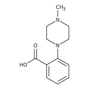 2-(4-Methylpiperazin-1-yl)benzoic acid, ≥97% 250mg Maybridge