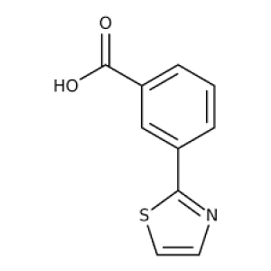 3-(1,3-Thiazol-2-yl)benzoic acid, ≥97% 250mg Maybridge