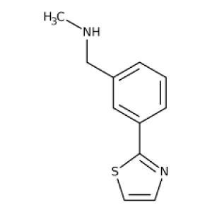 N-Methyl-3-(1,3-thiazol-2-yl)benzylamine, 95% 250mg Maybridge