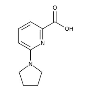 6-Pyrrolidin-1-ylpyridine-2-carboxylic acid, 97% 250mg Maybridge