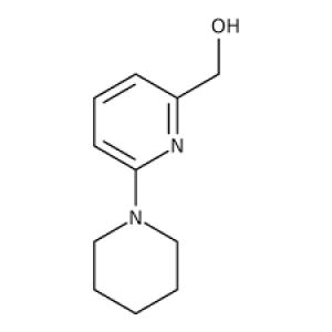 (6-Piperidinopyrid-2-yl)methanol, 97% 250mg Maybridge