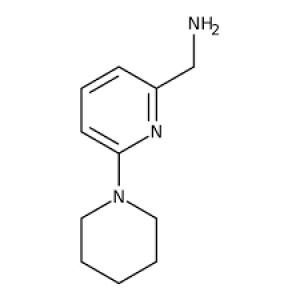 (6-Piperidinopyrid-2-yl)methylamine, 97% 250mg Maybridge