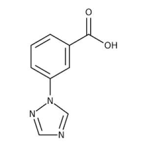 3-(1H-1,2,4-Triazol-1-yl)benzoic acid, 97% 250mg Maybridge