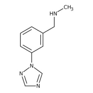 N-Methyl-N-[3-(1H-1,2,4-triazol-1-yl)benzyl]amine 97+% 250mg Maybridge