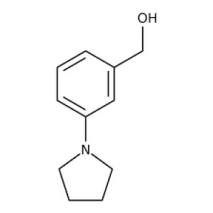 (3-Pyrrolidin-1-ylphenyl)methanol, 97% 250mg Maybridge