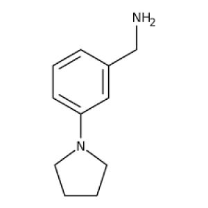 (3-Pyrrolidin-1-ylphenyl)methylamine, ≥90% 250mg Maybridge