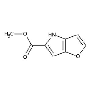 Methyl 4H-furo[3,2-b]pyrrole-5-carboxylate, 97% 1g Maybridge
