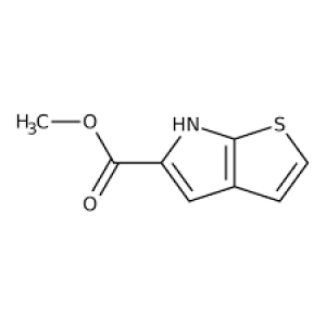 Methyl 6H-thieno[2,3-b]pyrrole-5-carboxylate, 97% 1g Maybridge