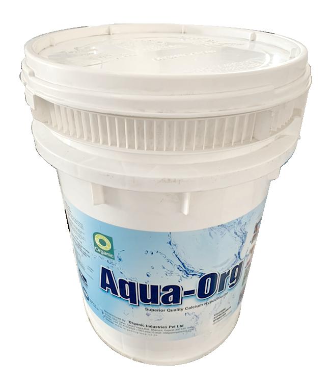 Chlorine aquafit Ca(OCl)2, Ấn Độ, 45kg/thùng