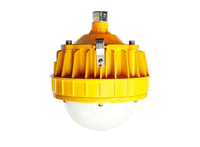 EXPLOSION-PROTECTED LED PENDANT LIGHT FITTING