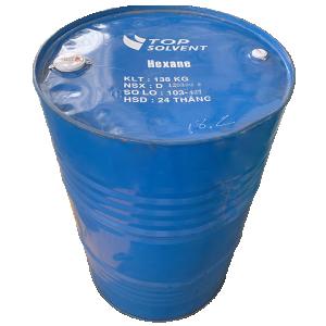 N- Hexane C6H14, Hàn quốc, 138kg/phuy