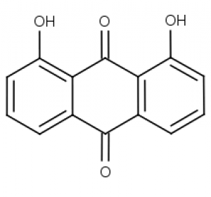 1,8-Dihydroxyanthraquinone for synthesis 100g Merck