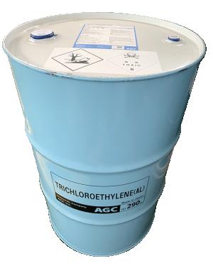 Trichloroethylene (TCE) C2HCl3, 290kg/phuy, Nhật Bản