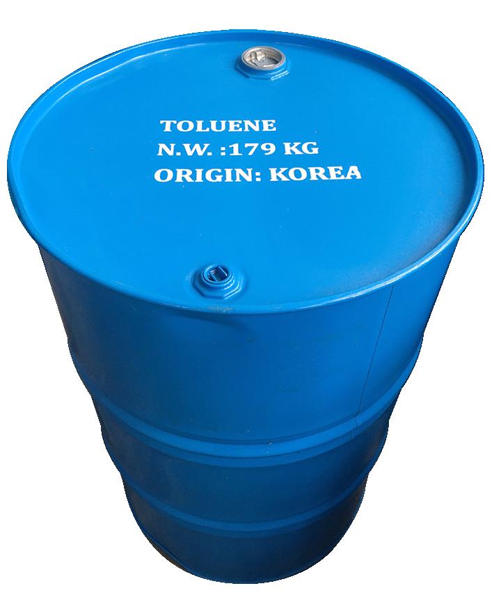 Toluen C7H8 99%, Hàn Quốc, 179kg/phuy