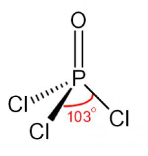 Phosphoryl chloride Msynth®plus 1l Merck