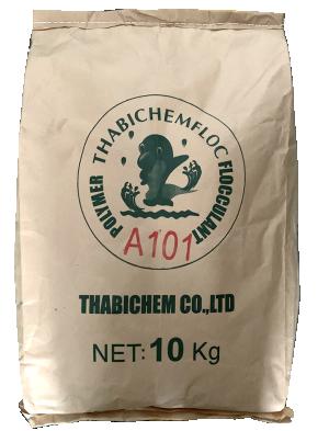 Polymer thabichemfloc A 101, Liên Doanh, 10kg/bao