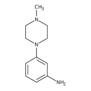 3-(4-Methylpiperazin-1-yl)aniline, 97% 1g Maybridge