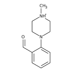 2-(4-Methylpiperazino)benzaldehyde, ≥95% 250mg Maybridge
