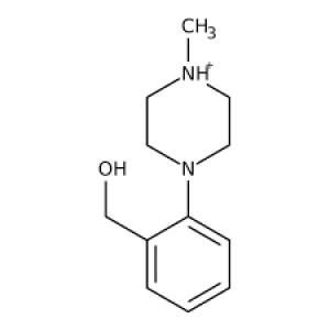 [2-(4-Methylpiperazin-1-yl)phenyl]methanol, 97% 250mg Maybridge