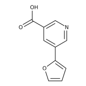 5-(2-furyl)nicotinic acid, 97% 250mg Maybridge