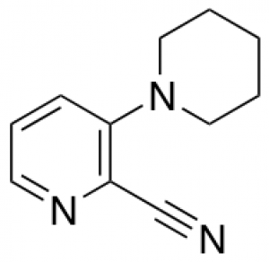 3-Piperidin-1-ylpyridine-2-carbonitrile, 97% 1g Maybridge