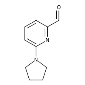 6-Pyrrolidin-1-ylpyridine-2-carbaldehyde, 97% 250mg Maybridge