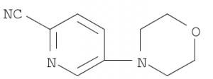 6-Morpholin-4-ylpyridine-2-carbonitrile, 95% 1g Maybridge
