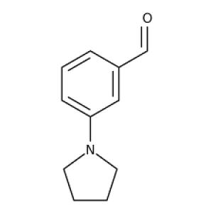 3-Pyrrolidin-1-ylbenzaldehyde, ≥95% 250mg Maybridge